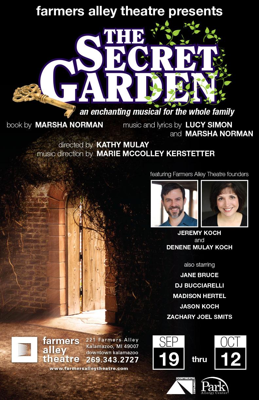 seasons - The Secret Garden Musical